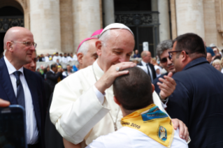 Homily of his Holiness Pope Francis: Jubilee for the sick and persons with disabilities