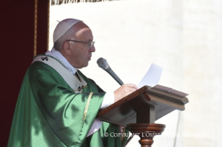 Homily of his Holiness Pope Francis: Marian Jubilee