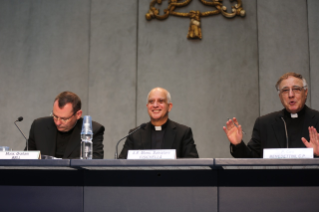 Press Conference: Extraordinary Jubilee of Mercy
