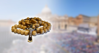The Daily Rosary in Saint Peter's Square