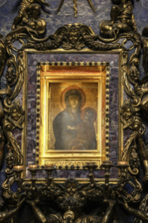 Marian Jubilee: The Icon Salus Popoli Romani in Saint Peter's Square